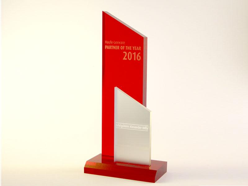 Haufe Award partner of the year 2016