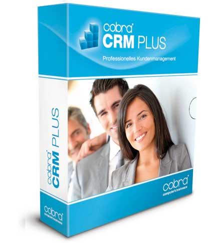 cobra CRM_Plus_Produktbild