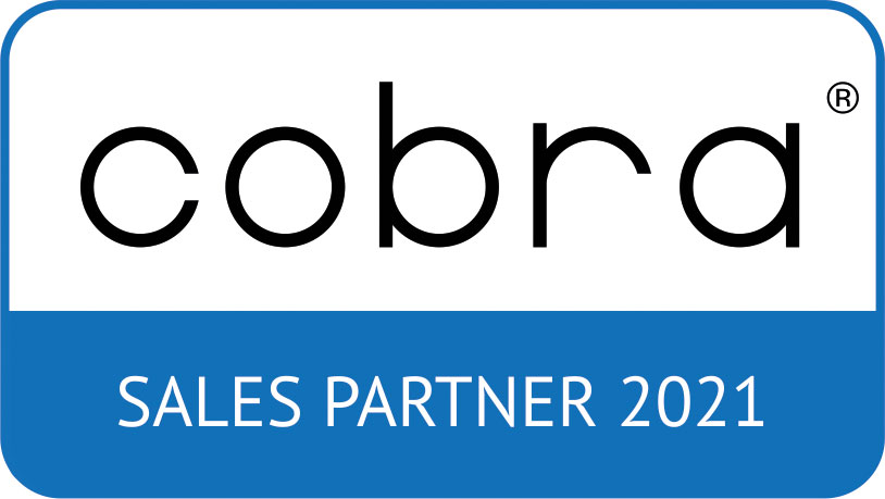 Sales Partner Logo Cobra 2021