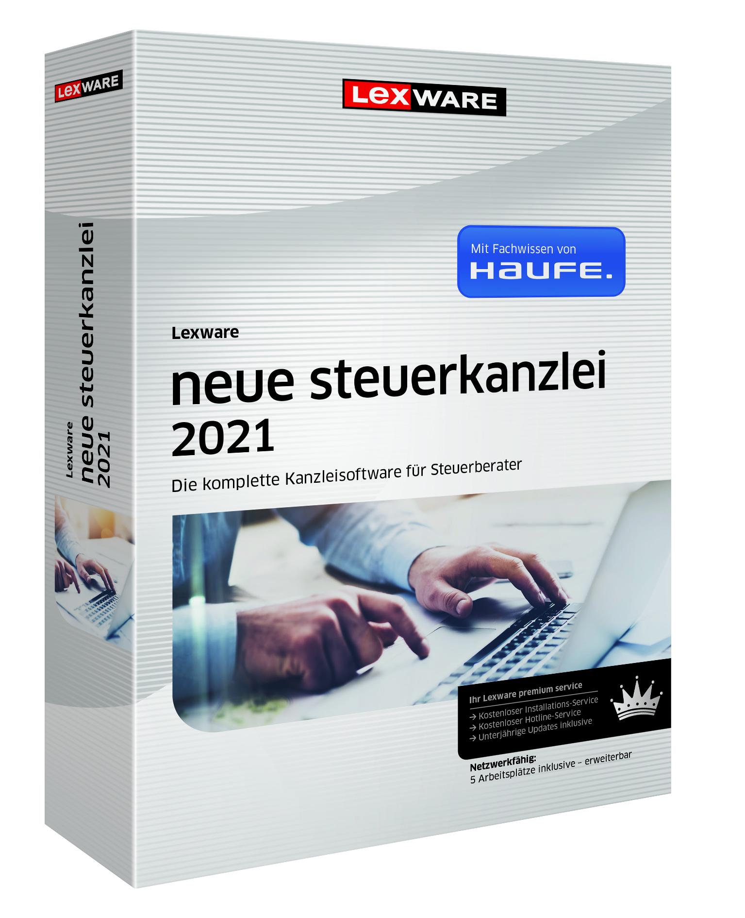 Lexware steuerkanzlei und Lexware Bueroservice